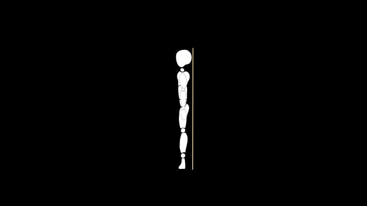 singing posture